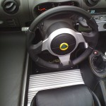 Lotus Elise Interieur